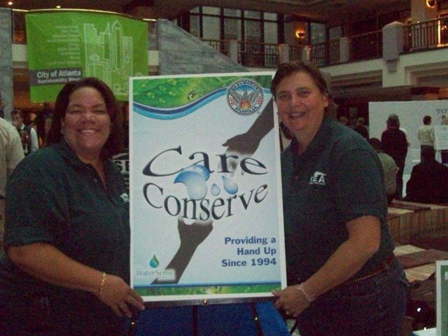 SEA Care and Conserve programs featured during Sustainability Week at Atlanta City Hall